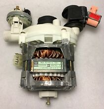 Miele G 891 SCI Dishwasher Motor Part 5065032   994761 F   120v   untested as is