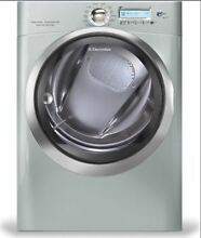 Electrolux EWMED70JSS Front Load Electric Dryer Perfect Steam 8 0 Cu  Ft