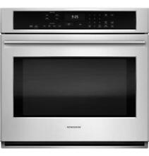 GE Monogram ZET9050SHSS 30  Single Electric Convection Wall Oven Stainless