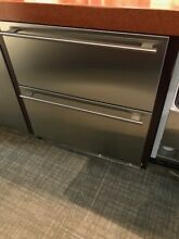 ID30RP W  7030428   SUBZERO 30  REFRIGERATOR DRAWERS STAINLESS FRONT TUB HANDLE