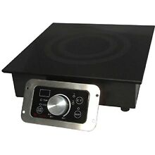 Mr  Induction SR 652R Built In Commercial Range Induction Burner  2700 watt