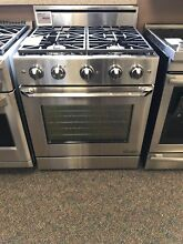 DR30GSNG DACOR 30  GAS RANGE  DISPLAY MODEL