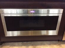 MD30PES  WOLF 30  MICROWAVE DRAWER DISPLAY MODEL