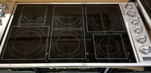 VIKING PROFESSIONAL SERIES 36  INDUCTION COOKTOP STAINLESS STEEL