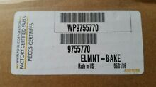 New Genuine OEM WP9755770 Whirlpool KitchenAid Maytag Range Oven Bake Element