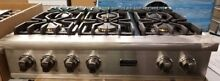NEW IN BOX VIKING 36  GAS COOKTOP RANGETOP STAINLESS STEEL VGRT5366BSS