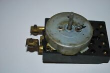 Vintage Hotpoint GE Range Oven Selector Switch 21CS12