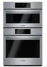 Bosch 800 Series 30  Speed Combination Wall Oven HBL8752UC