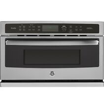 GE PSB9120SFSS Profile 30 in  Single Wall Oven with Advantium  Technology