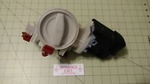 280187 Genuine factory Whirlpool front load washer pump