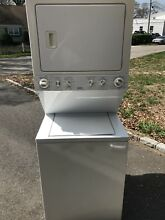 Kenmore stackable washer dryer single unit