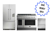 Fisher   Paykel DCS Stainless Steel Kitchen Appliance Package