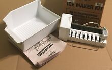 New  Whirlpool EZ Connect Ice Maker Kit For Top Freezer   Amana  Maytag ECKMFEZ2