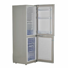 7 0 cu ft 198L DC 12V 24V AC 110V Solar Refrigerator Fridge Freezer Outdoor Camp