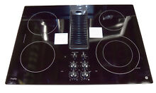 GE Profile PP9830DJBB 30  Smoothtop Electric Downdraft Cooktop
