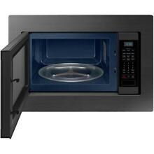 Samsung MA TK8020TG 30 Black Stainless Built in Microwave Trim Kit