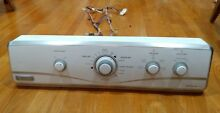 Maytag Performa Dryer Control Panel Wire Harness Included DWSR ELE 2406026 CV54