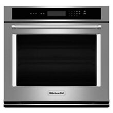 30  Built In Microwave Oven with Convection Cooking KMBP100ESS01 NEW IN BOX