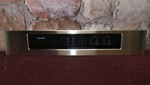 THERMADOR Touch Control Panel 00368777 14 38 752 03 from a SCD302TP  Scratched