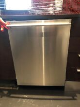 Bosch stainless steel dishwasher  used  but in good working condition