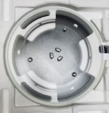 GE Microwave Glass Tray and Rotating Ring   WB49X10002 and WB02X27043