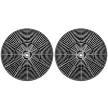 Pair Range Stove Hood Carbon Replacement Filters Ductless Ventless Recirculating