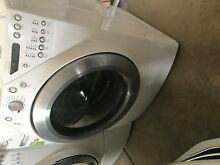 Whirlpool duet energy and water saving washer and dryer set