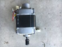 GE Front Load Washing Machine Motor Mod  WMAA0305010000