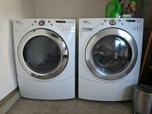 Whirpool Duet Steam Washer and Dryer