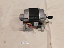 GE model WCVH6600HBB front load washer motor w  module