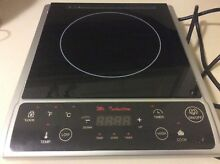 Sunpentown SR964T Silver 11 81 in  Electric Induction Cooktop  used