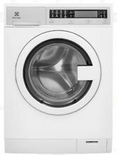 Electrolux 24  White Front Load Washer with IQ Touch Controls EFLS210TIW