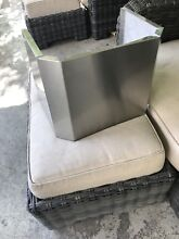 GE Monogram 12  ZX36DC12 Vent Hood Duct Cover