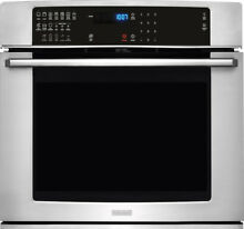 Electrolux EI27EW35PS 27  Single Wall Oven Perfect Convection Stainless Steel