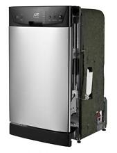 SPT SD 9252SS Energy Star 18  Built In Dishwasher  Stainless Steel