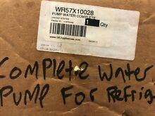 WR57X10028   Ice Maker Pump f General Electric  Hotpoint