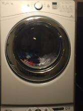 WHIRLPOOL FRONT LOADER WASHER  DRYER ELECTRIC  EXCELLENT CONDITION