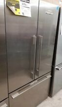 FISHER PAYKEL BOTTOM FREEZER FRENCH DOOR REFRIGERATOR STAINLESS STEEL