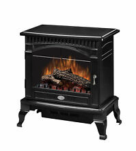 DIMPLEX TRADITIONAL ELECTRIC STOVE  GLOSS BLACK