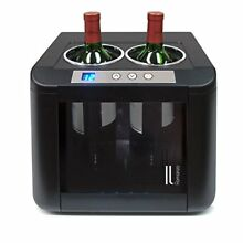 2 Bottle Thermoelectric Open Wine Cooler
