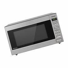Panasonic Microwave Oven NN SD945S Stainless Steel Countertop Built In with I