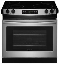 Frigidaire 30  Stainless Steel Drop in Electric Range FFED3026TS