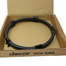 Dacor Wok Ring AWR NEW for Dacor Gas Cooktop Range with 5 Finger Grate SGM SGG