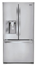 LG LFXS29766S 36 Inch Stainless Steel French Door Refrigerator