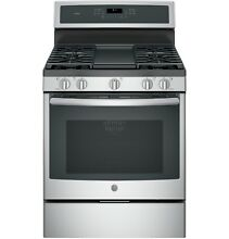 GE PGB911SEJSS  Profile  Series 30  Free Standing Gas Convection Range