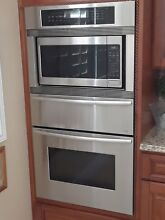 Thermador oven microwave warming drawer built in combo unit 30 inch EXCELLENT