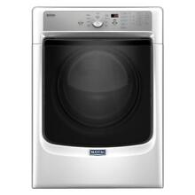 Maytag 7 4 cu ft Stackable Electric Dryer  White  ENERGY STAR MED5500FW