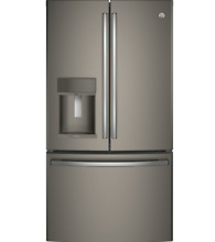 GE Profile PFE28KMKES 36 Inch Slate French Door Refrigerator