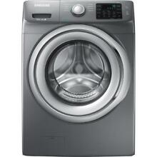 Samsung WF42H5200AP 4 2 cu  ft  Front Load Washer w  Steam Washing
