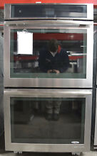 Jenn Air JJW2730DS 30  10 cu  ft  Total Capacity Electric Double Wall Oven